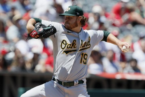 A's shut out by Angels as Jaime Barria outduels Cole Irvin