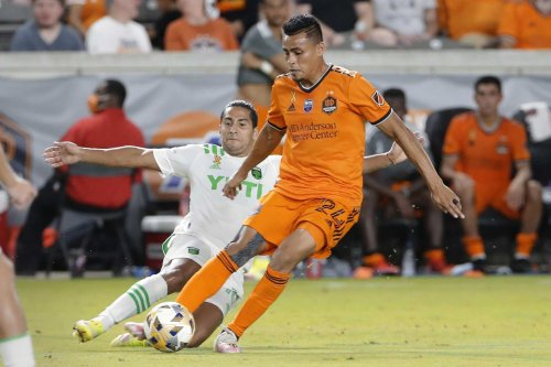 Dynamo ready for rivalry game with Austin FC