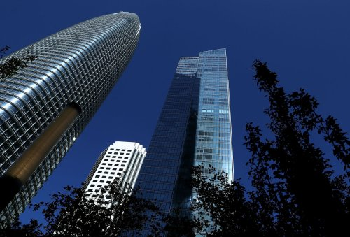 The Millennium Tower's sinking is causing a new plumbing problem
