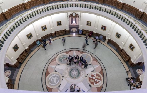 The law that prompted a school administrator to call for an 'opposing' perspective on the Holocaust is causing confusion across Texas
