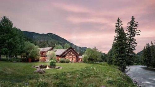 A River Runs Through a Magnificent Montana Estate Listed for $21.75M