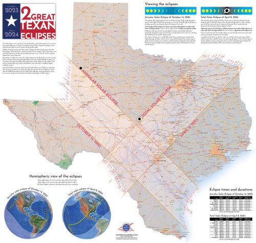 San Antonio is three years away from total darkness - and both astrologers and astronomers are excited