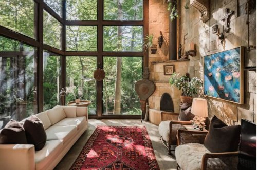 These 7 gorgeous Texas treehouses offer beautiful views and calm surroundings