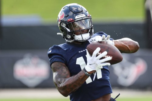 Anthony Miller again inactive as Texans take on Browns