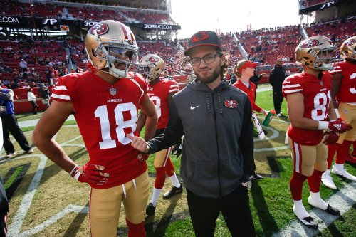 49ers' Mike McDaniel, an Ivy League grad, no longer questioned about career choice