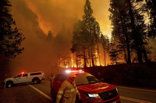 PG&E says equipment may be tied to fire, touts improvements