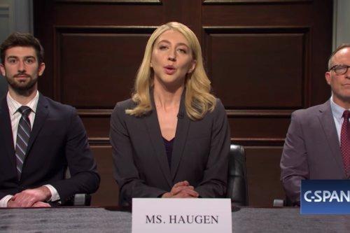 'SNL' roasts Facebook hearings and Sen. Feinstein in cold open