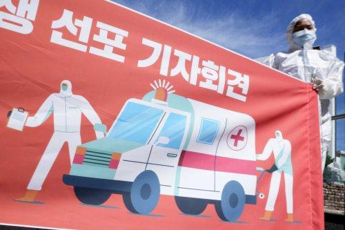 Latest: SKorea reports more than 2,000 new coronavirus cases