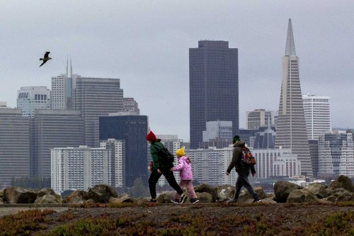 Bay Area greeted by weekend drizzle. Here's where the most rain fell