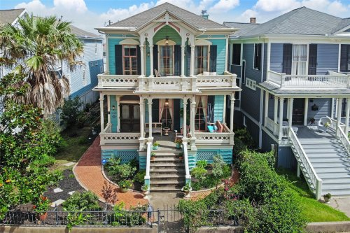 For sale: Historic Galveston home that survived deadly 1900 hurricane