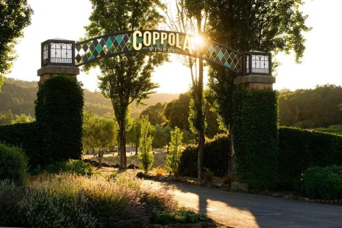 Francis Ford Coppola's two Sonoma wineries to be acquired by Napa wine giant Delicato