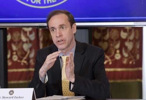 Dr. Howard Zucker resigns as New York's health commissioner