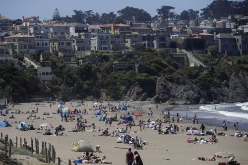 S.F. forecast to see hottest day of the year so far today