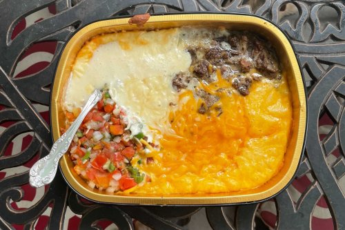 H-E-B's grilled brisket queso is as good as everyone says it is