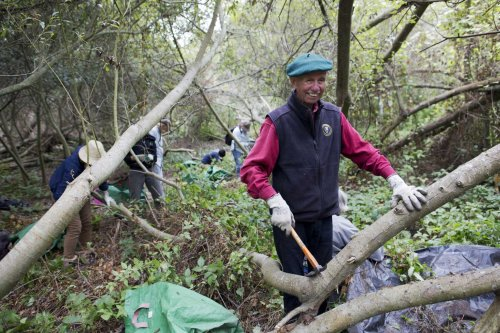 Charlie Starbuck, friend of S.F.'s urban forest and prolific volunteer, dies at 84