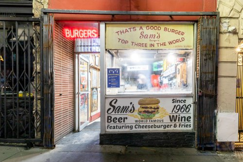 How the SF spot behind one of Bourdain's fave burgers survived
