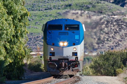 Avoid the traffic and take Amtrak from SF to Tahoe