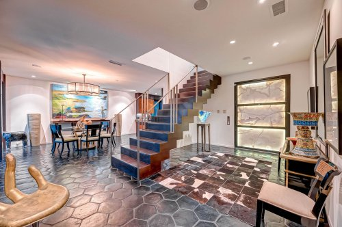 For sale: Tanglewood 'tree house' home with floating stairs