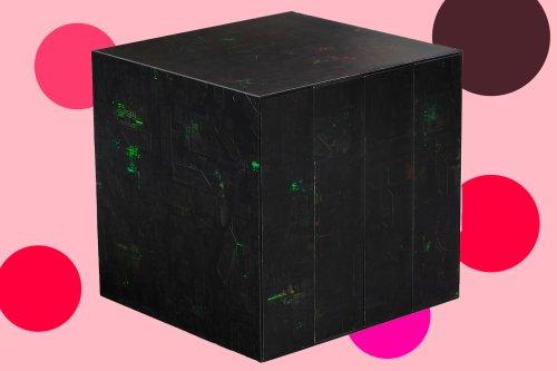 Resistance is futile: Buy this Star Trek Borg cube advent calendar