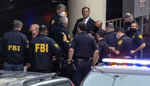 Airport shooter had history of arrests
