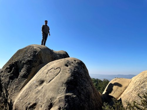 An hour from SF, Rock City is the Bay Area's answer to Joshua Tree