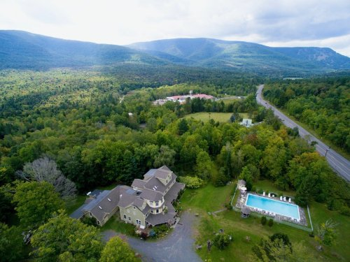 New life for old hotels in the Northern Catskills