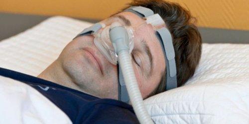 Sleep Apnea May Boost Alzheimer's Risk
