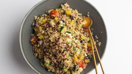 HealthDigest Recipe: Mediterranean Lentil Salad Recipe