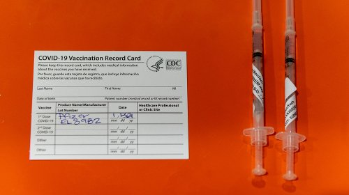 When You Get Pfizer's COVID-19 Vaccine, This Is What Happens To You