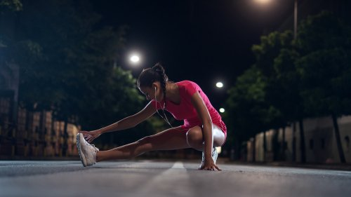 Avoid These Exercises If You're Working Out At Night