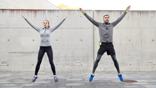 What Happens To Your Body When You Do Jumping Jacks Every Day