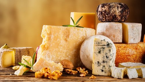 Serious signs you're eating too much cheese
