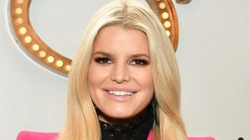 What Jessica Simpson Really Did To Lose Over 100 Pounds