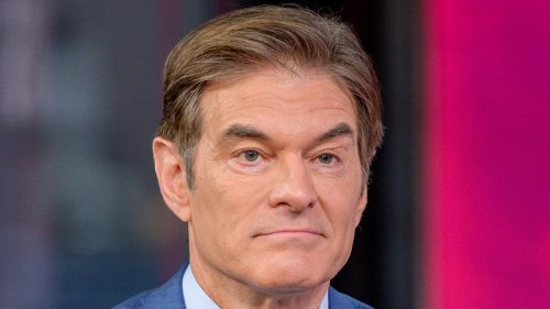 The Foods Dr. Oz Claimed Could Fight Anxiety