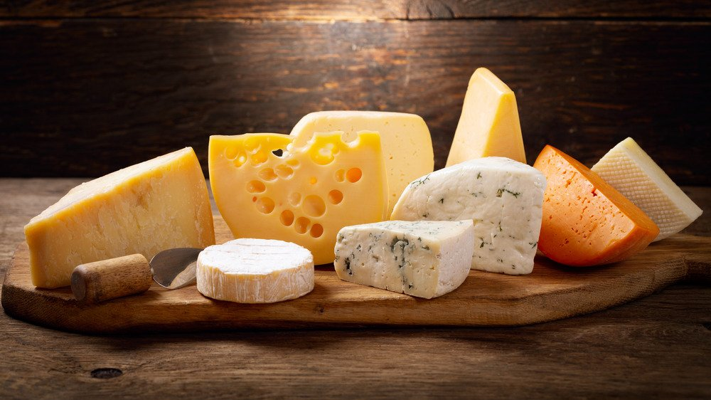 Does cheese have gluten?