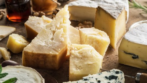 These Are The Healthiest Kinds Of Cheese You Can Eat