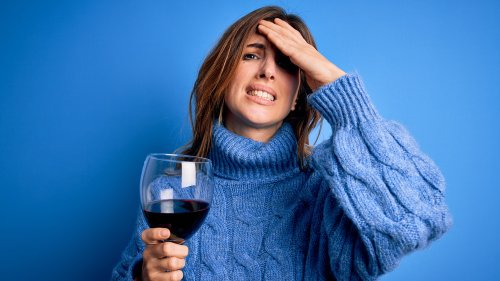 The Real Reason Wine Can Give You A Headache