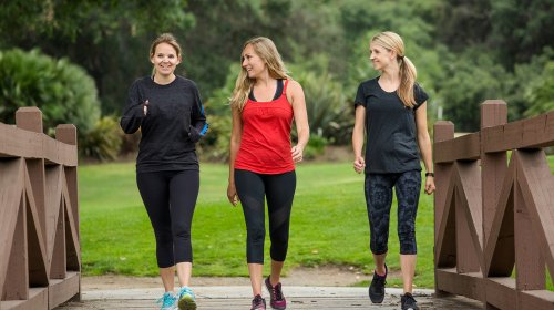 What Happens To Your Body When You Start Power Walking