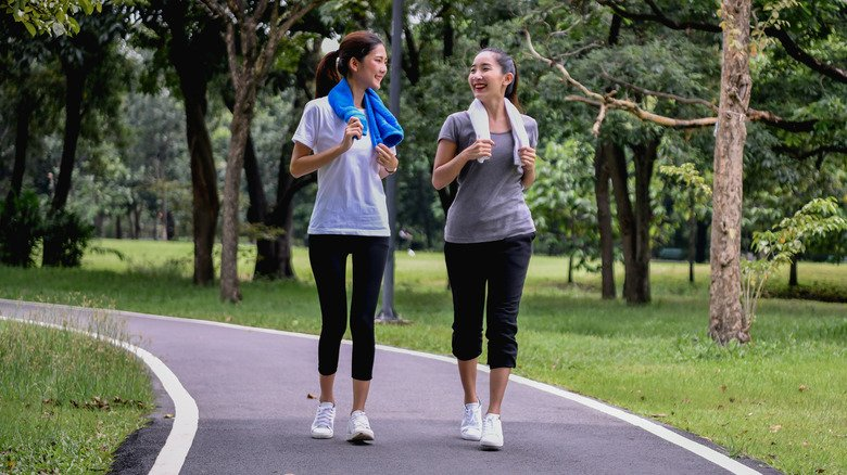 What Happens To Your Body When You Take A Walk Every Day