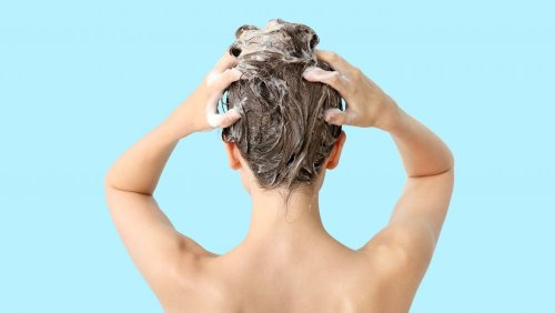 You might be washing your hair completely wrong