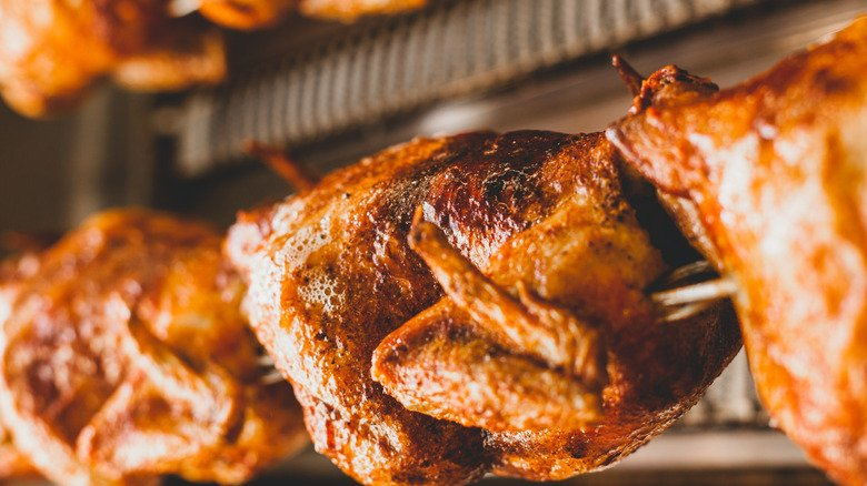 Here's How Healthy Rotisserie Chicken Really Is