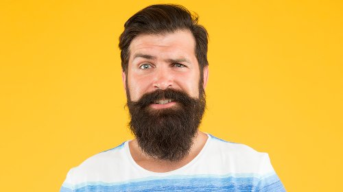 When You Don't Wash Your Beard, This Is What Happens