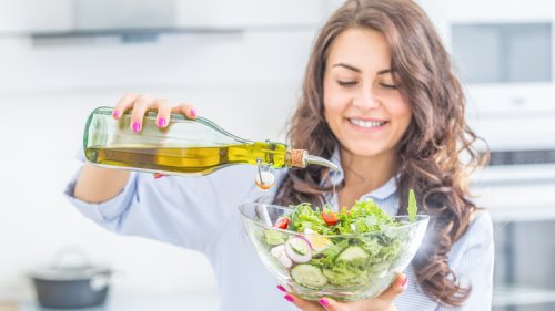You Might Be Using Too Much Olive Oil. Here's Why
