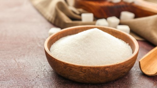 The Real Difference Between Sugar Alcohol And Sugar