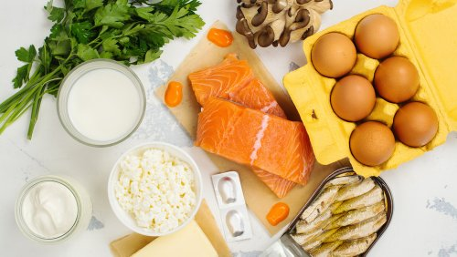 If you're low on vitamin D, start eating these foods