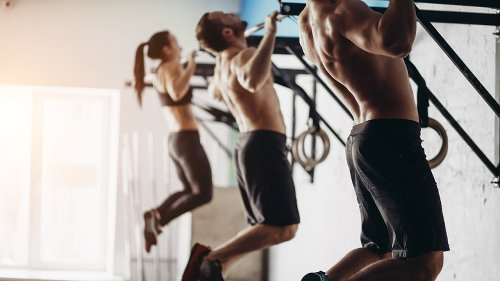 What Pull-Ups Really Do For Your Body