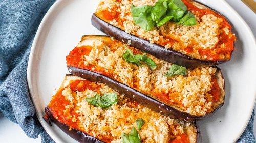 Giada's Eggplant Parmesan With A Twist