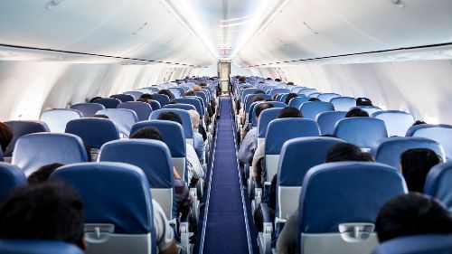 The One Place To Avoid On An Airplane If You Want To Stay Healthy