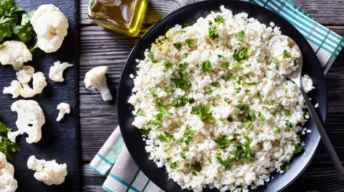 Should you get cauliflower rice next time at Chipotle?