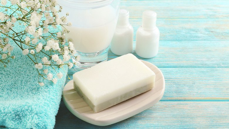 Is It Okay To Wash Your Face With Bar Soap?